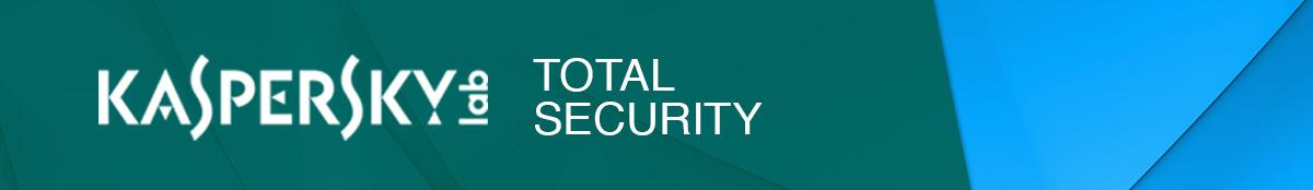 Kaspersky > Total Security Multi Device