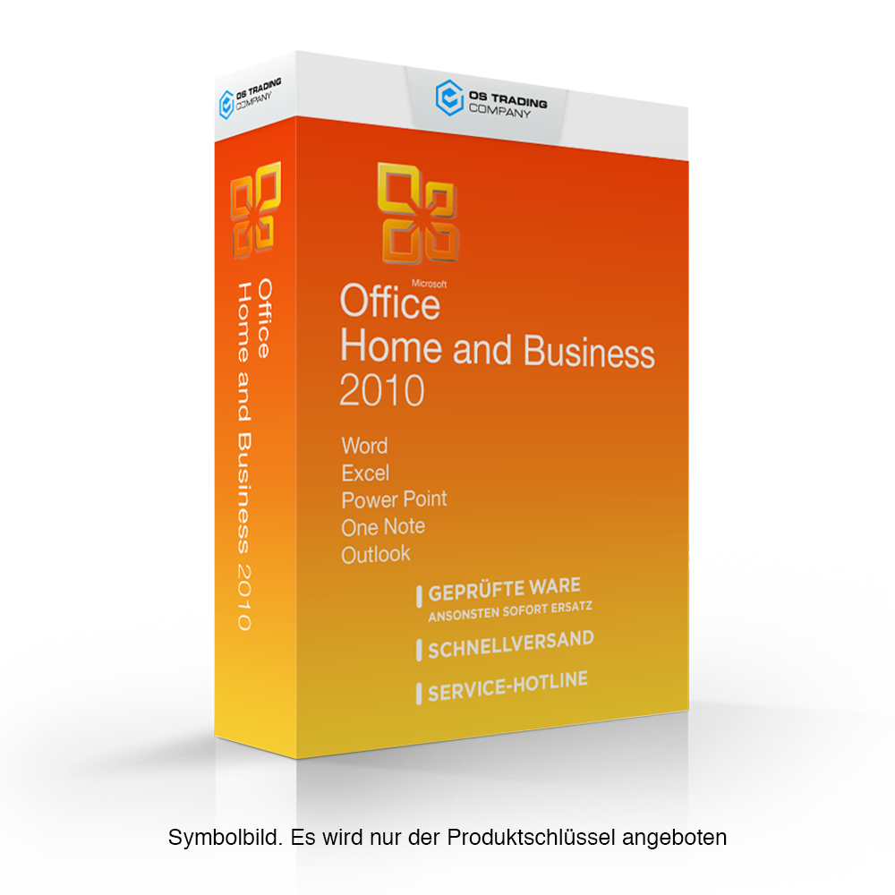 Microsoft office 2010 home and business b rosoftware - Windows office home and business ...